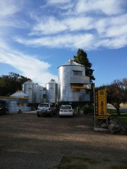 Quirky Silo Stay, Banks Peninsula