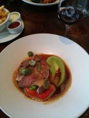 Lamb rump, Pegasus Bay Restaurant