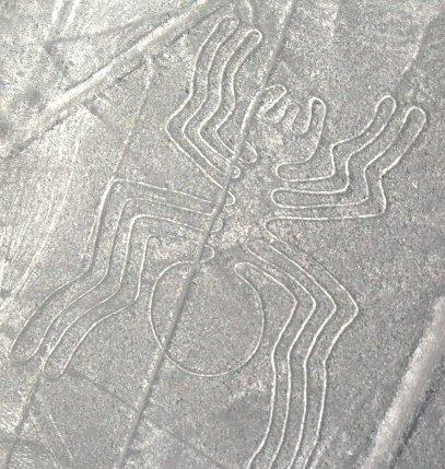 Spider Geogliph