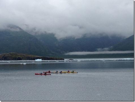 sea ice kayaking
