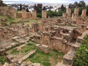 Acropolium Carthage