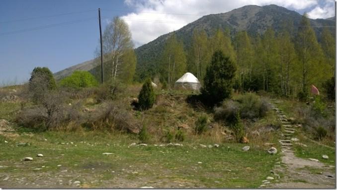 yurt kyrgyz