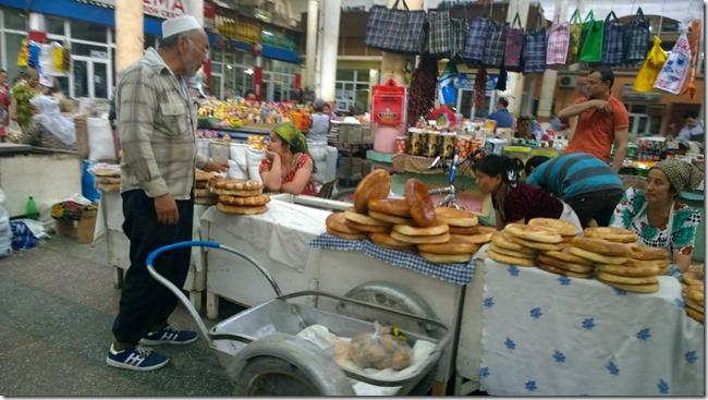 Khujand Market