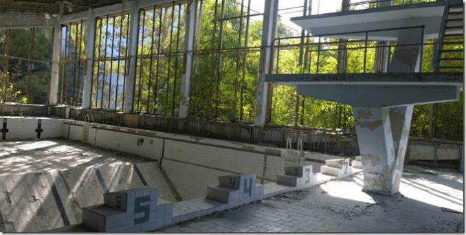 Pripyat pool