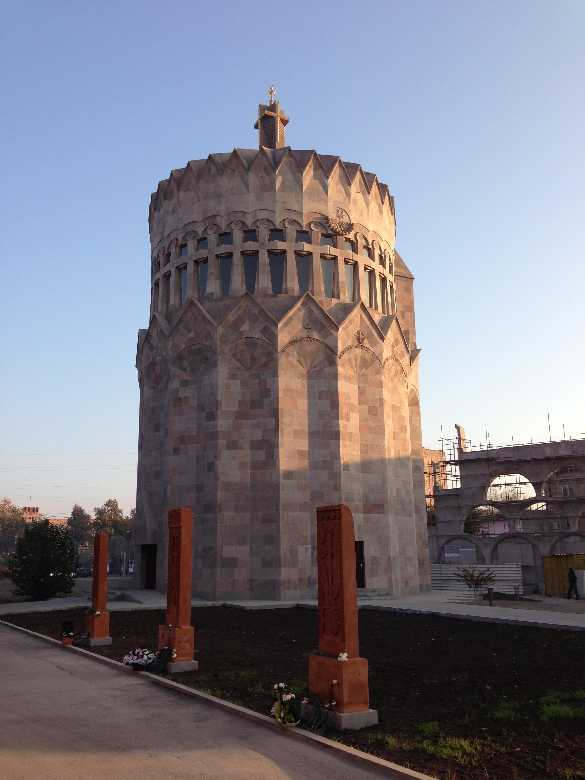 armenia tower