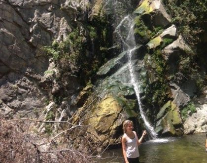 Los Angeles Hiking: The Santa Ana Canyon Loop