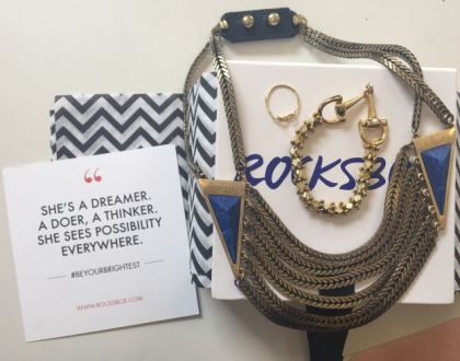 Rocksbox - My new Jewelry Obsession