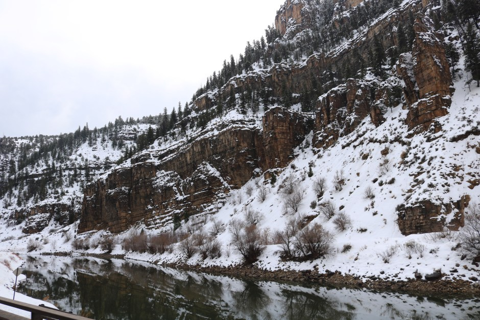Driving from Denver to Aspen