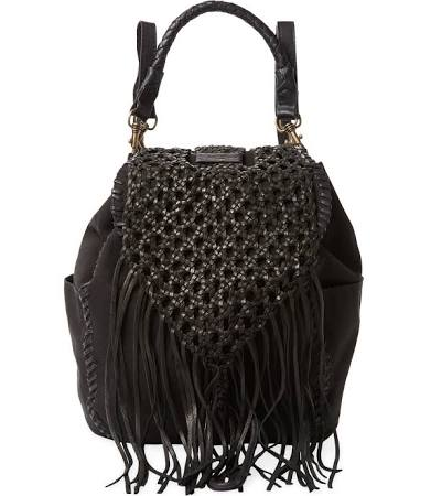 2017 Coachella Fashion trends: Fringe Backpack