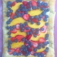 Quick & Easy Summer BBQ Dessert: Fresh Fruit Tart