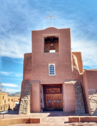 San Miguel church, oldest church in the U.S.
