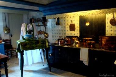 Kitchen, Van Loon Family House