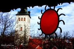 Eating in Tallinn Tower Cafe (3)