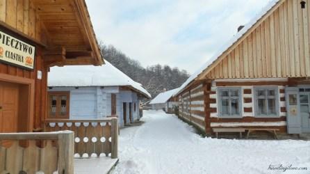 Skansen Sanok winter (10)