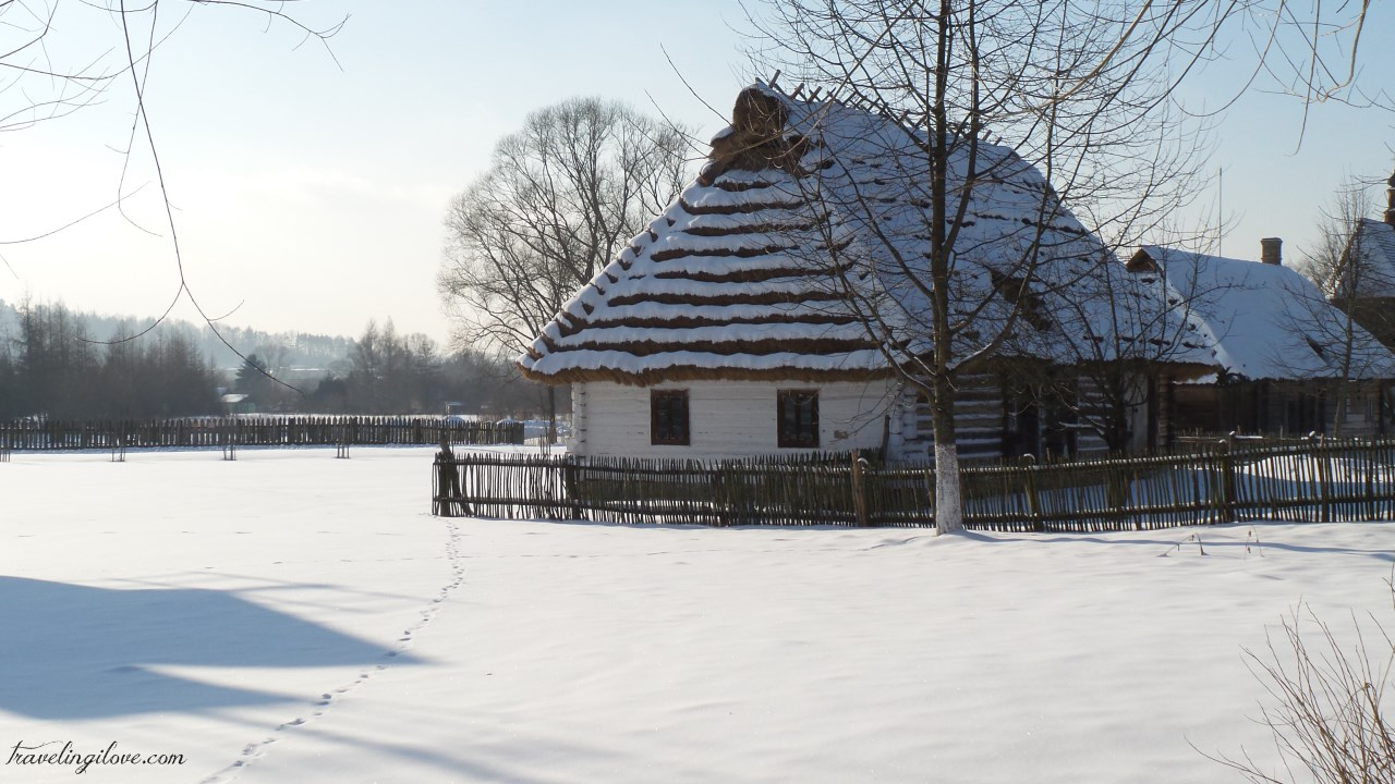 Skansen Sanok winter (121)