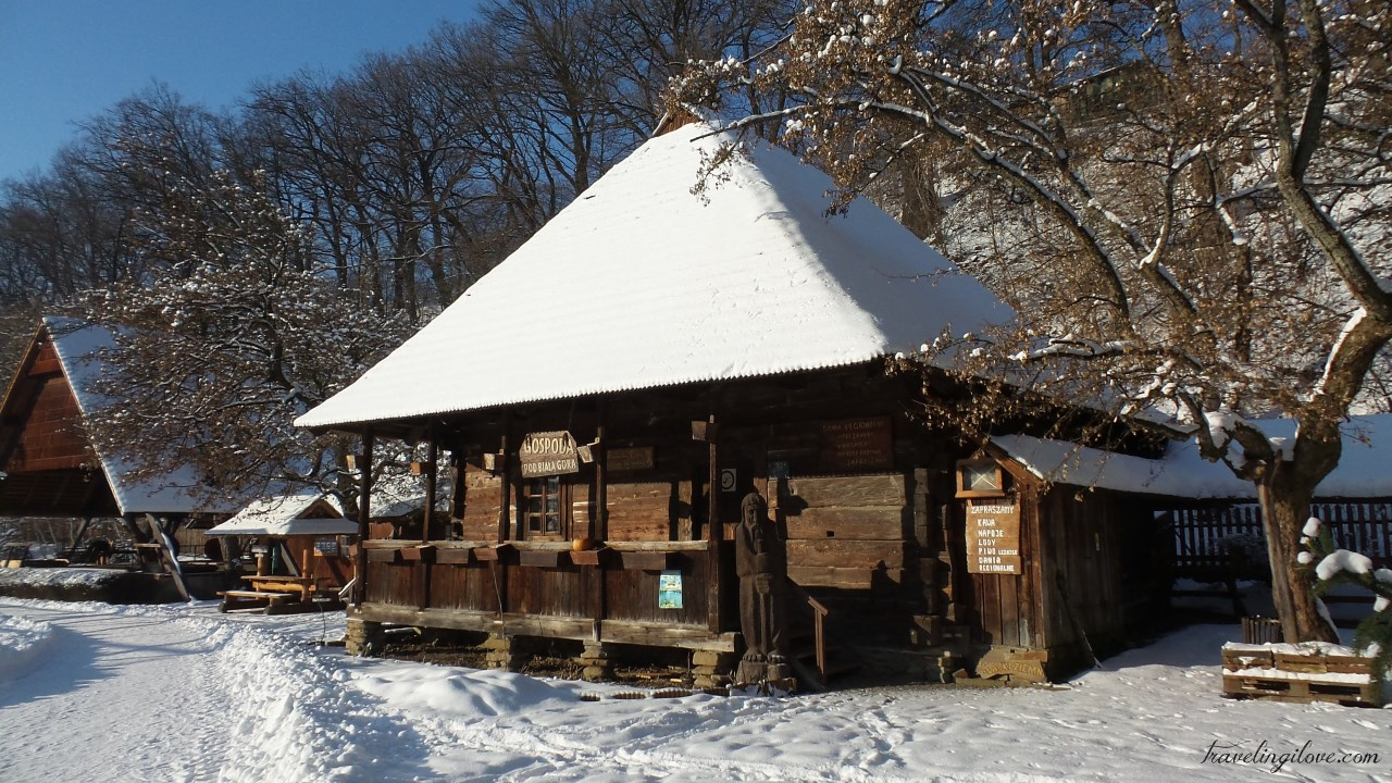 Skansen Sanok winter (134)