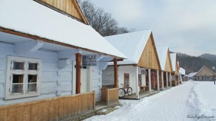 Skansen Sanok winter (7)