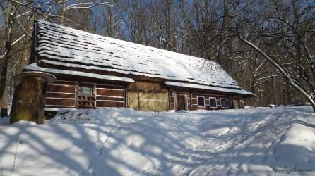 Skansen Sanok winter (70)