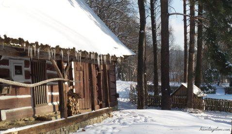 Skansen Sanok winter (73)