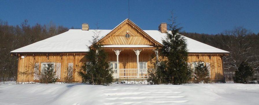 Skansen Sanok winter (81)