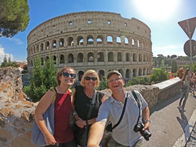 The Colosseum @travelingintandem