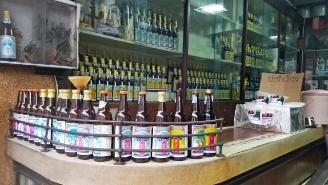 root liquor Bangkok @travelingintandem