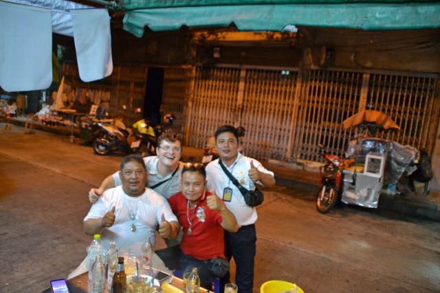 Local friends Bangkok @travelingintandem