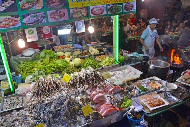 Fikeaw Yaowarat Bangkok @travelingintandem