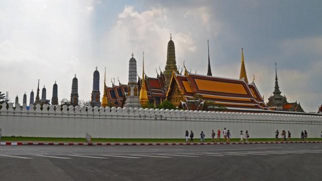 The Grand Palace Bangkok @travelingintandem