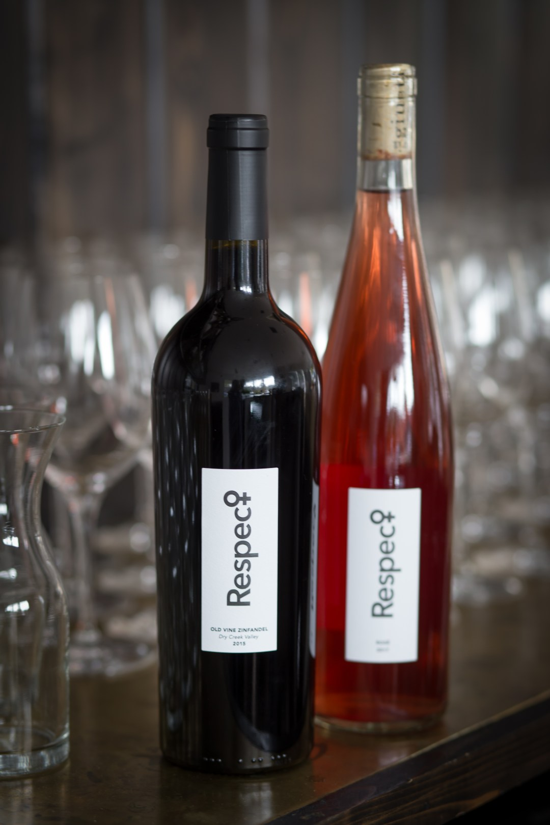 Respect Wine from Equality Vines