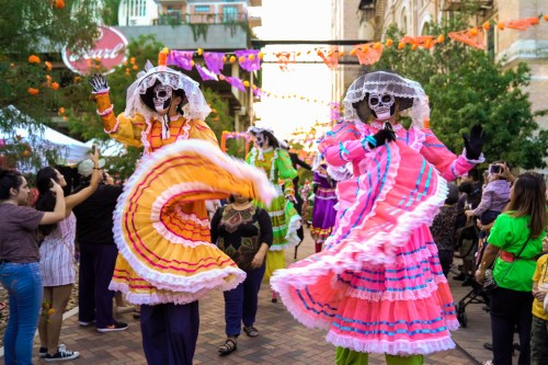 San Antonio Day of the Dead celebrations