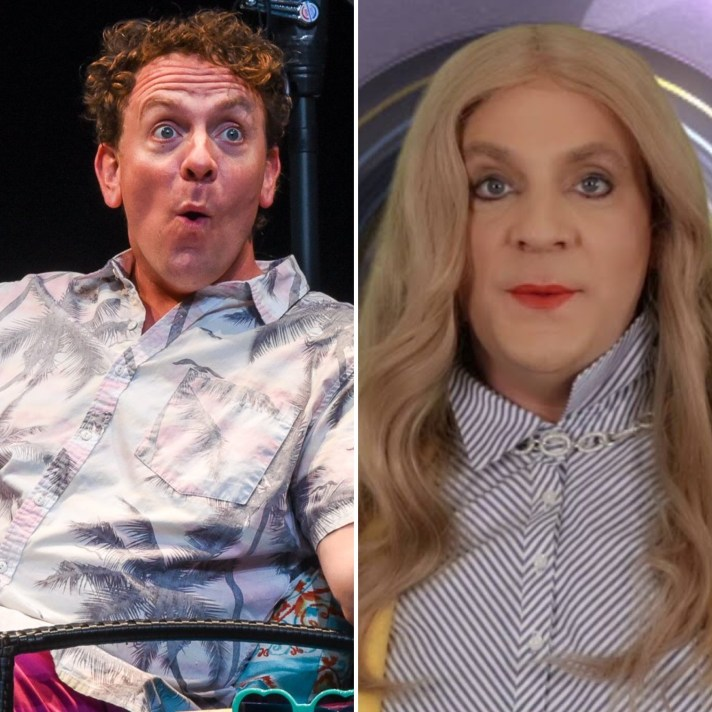Drew Droege plays Chloë Sevigny in hilarious parody videos