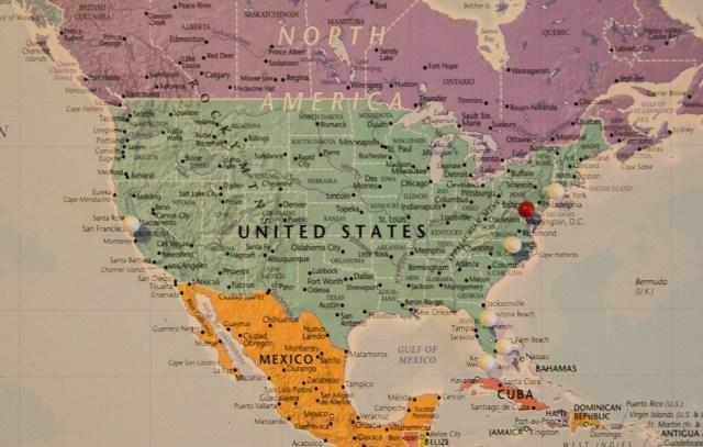 WashingtonDC Small Map