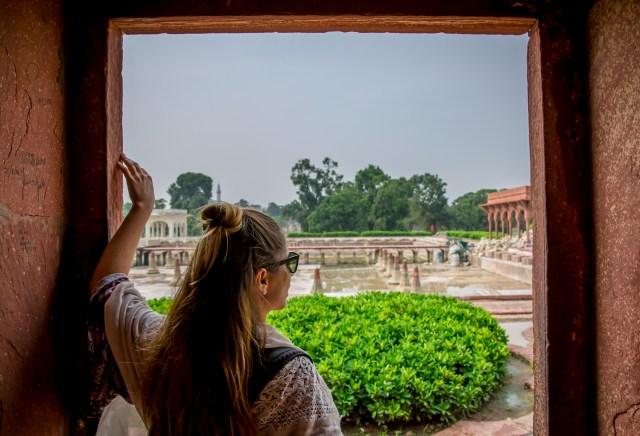 Shalamar Garden View