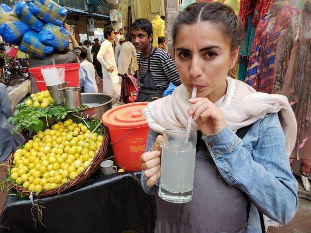 Walled City Lemonade