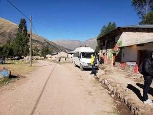 Rainbow Mountain Village