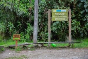 Machu Picchu Green Arrows