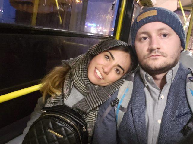 SBR and YA Bus