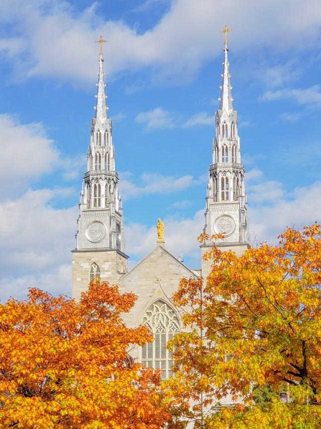 Notre Dame Ottawa Front