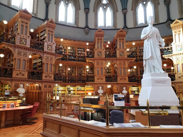 Parliament of Canada Library
