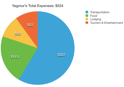 Yagmur's Total Cost Ottawa