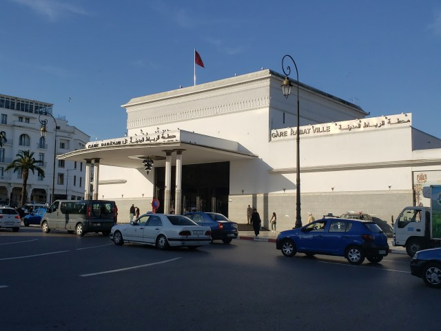 Rabat-Ville-train-station