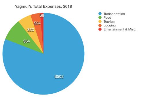 Yagmur Ankara Total Costs