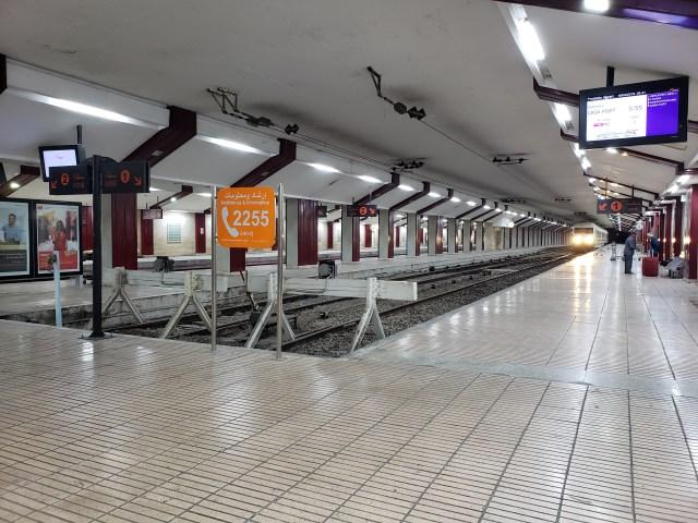 Casablanca Airport Station