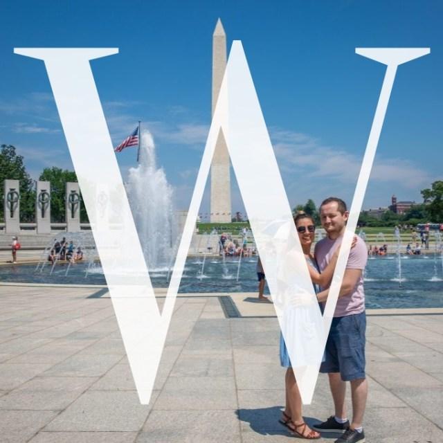 W - Washington DC