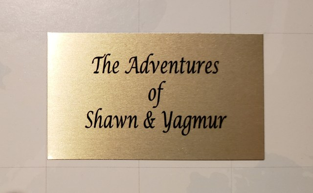 The Adventures of Shawn and Yagmur