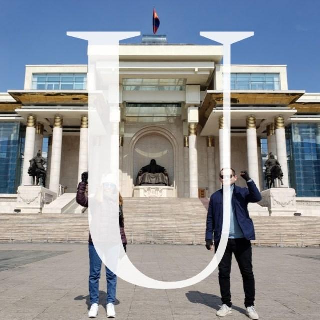 U - Ulaanbaatar Mongolia