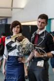 Bioshock: Infinite Cosplay Elizabeth and Booker