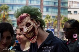 Hands down one of the BEST cosplays. I adore the face.