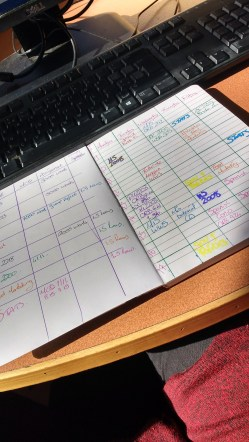 College timetable and assessment tracker